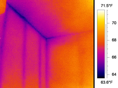 Thermal Imaging for Mold Inspections in Fairfax, VA